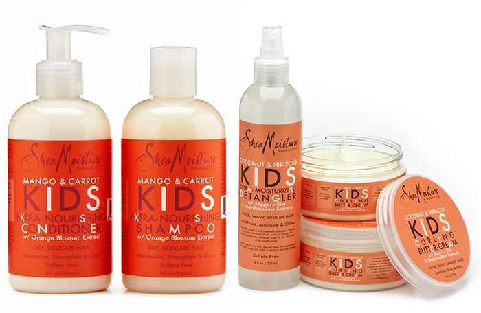 Shea Moisture Baby Amp Kids Collections Mini Licious By