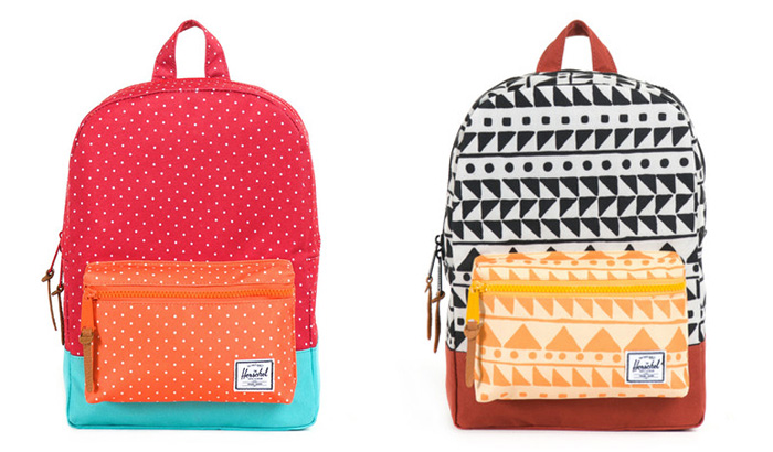 Herschel Supply Co Kids Backpacks Mini Licious By Wendy Lam