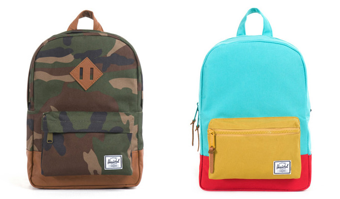 Herschel Supply Co. Kids Backpacks - mini:licious by wendy lam