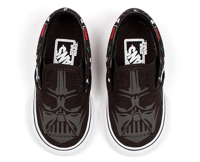 star wars vans little kid