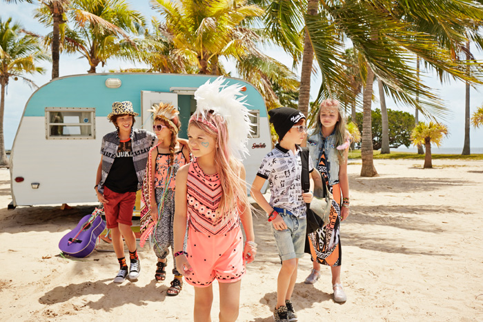 River Island Kids Summer 2014 Campaign Mini Licious By