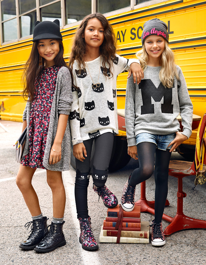 Hu0026M Kids Autumn 2014 Lookbook - minilicious by wendy lam