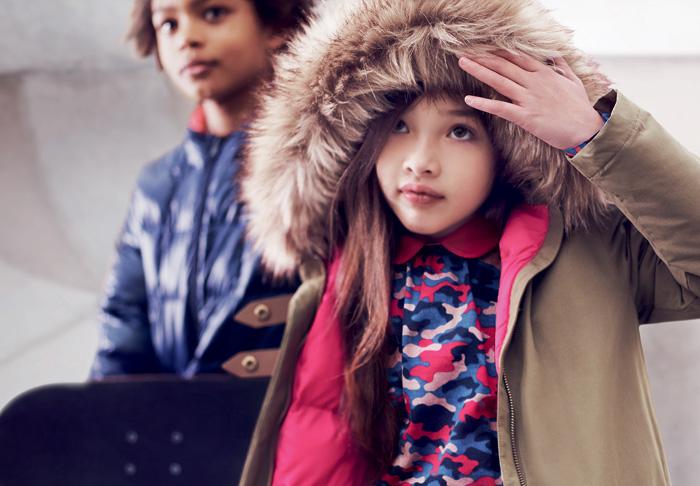 Lacoste Kids Fall/Winter 2014 Lookbook