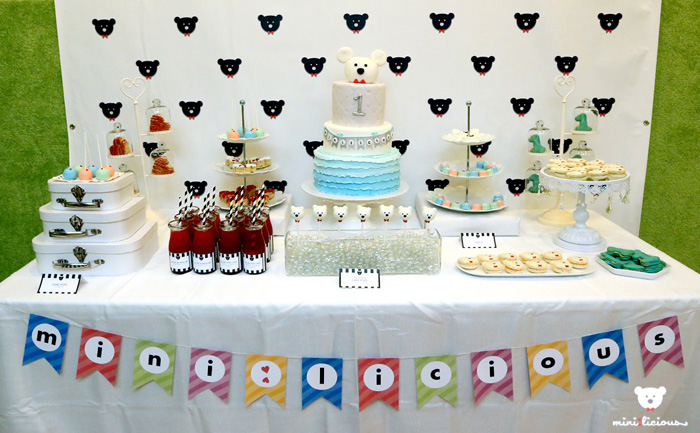 mini:licious one year anniversary party!