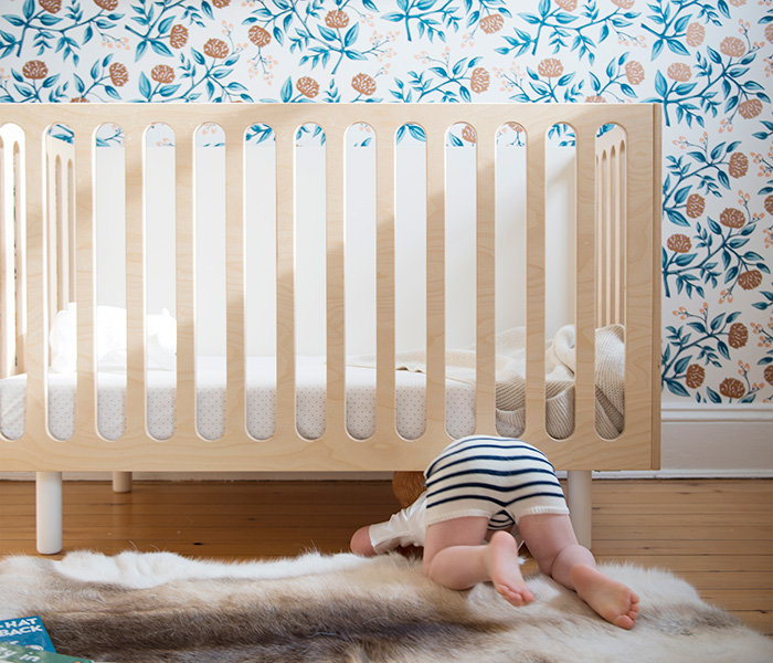 Oeuf The New Fawn Crib & Bassinet System