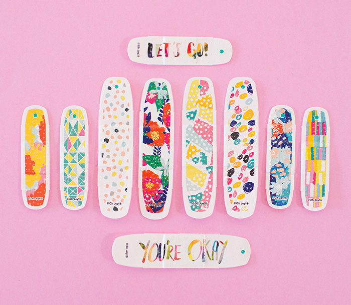 BAND-AID Bandages + First Aid Kit by Oh Joy!