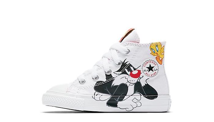 721ae9f8d4e4 Looney Tunes x Converse CT All Star High