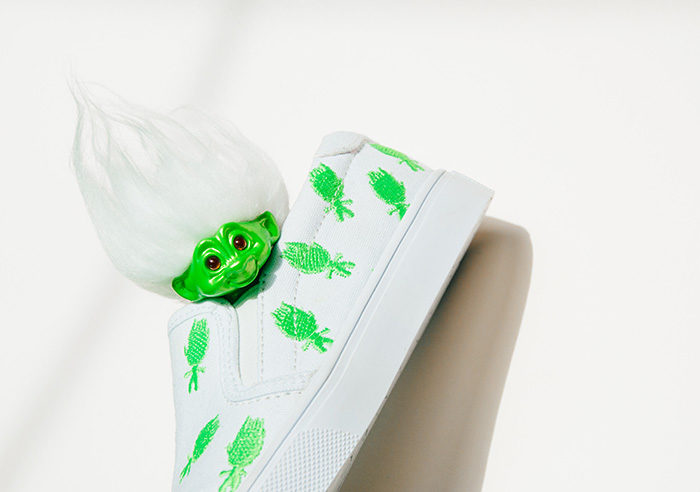 AKID x Dreamworks 'Good Luck Trolls' Collection