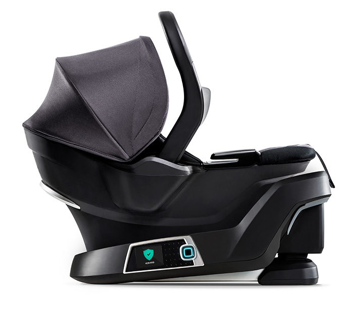 4moms Self-Installing Car Seat