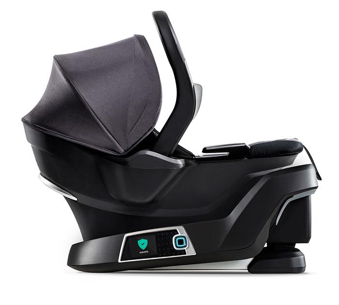 4moms Self-Installing Car Seat