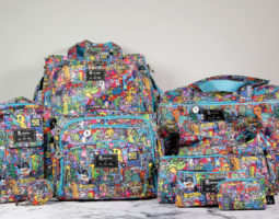 Looks like Ju-Ju-Be fans are in luck! The brand's latest release with tokidoki is called…