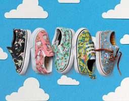 VANS is at it again with its super cute collaboration featuring the original characters from…