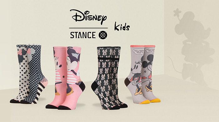 Stance x Disney Kids Collection