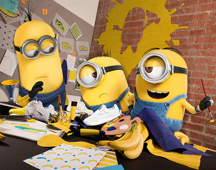 PUMA Announces Minions Collaboration Coming This June