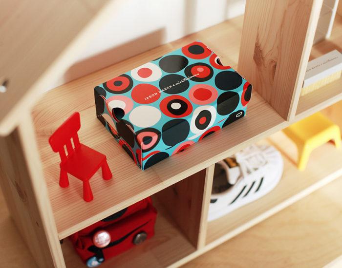 Jason Markk x mini:licious Shoe Cleaning Kit