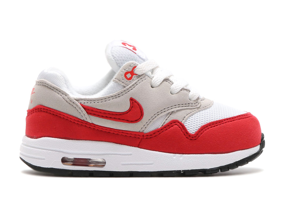 This Classic Nike Air Max 1 Colorway Is Releasing For Kids This Weekend