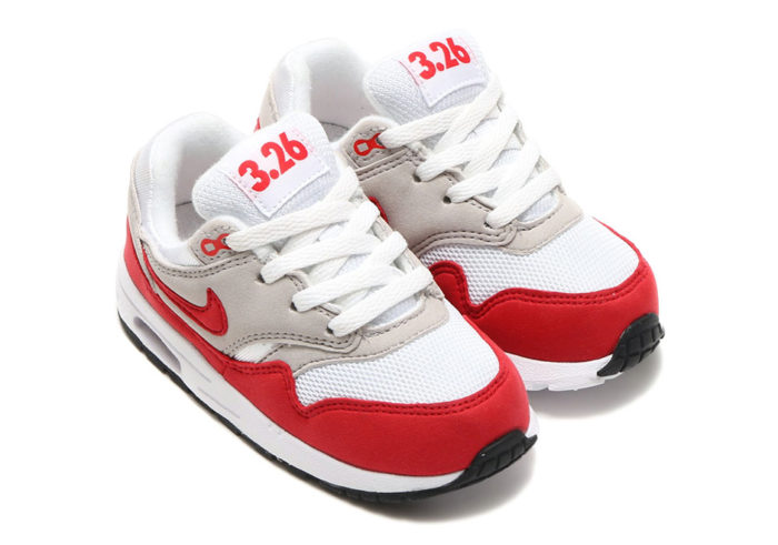 this classic nike air max 1 colorway is releasing for kids. Black Bedroom Furniture Sets. Home Design Ideas