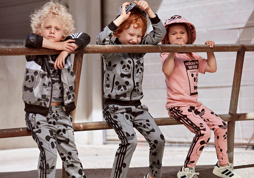 Mini Rodini x adidas Originals Spring/Summer 2017 Collection