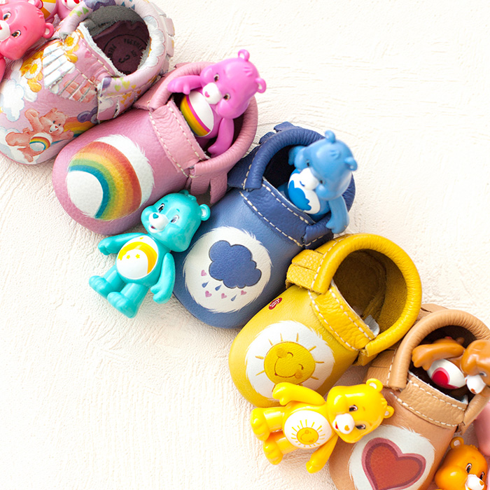 Freshly Picked x Care Bears Collection