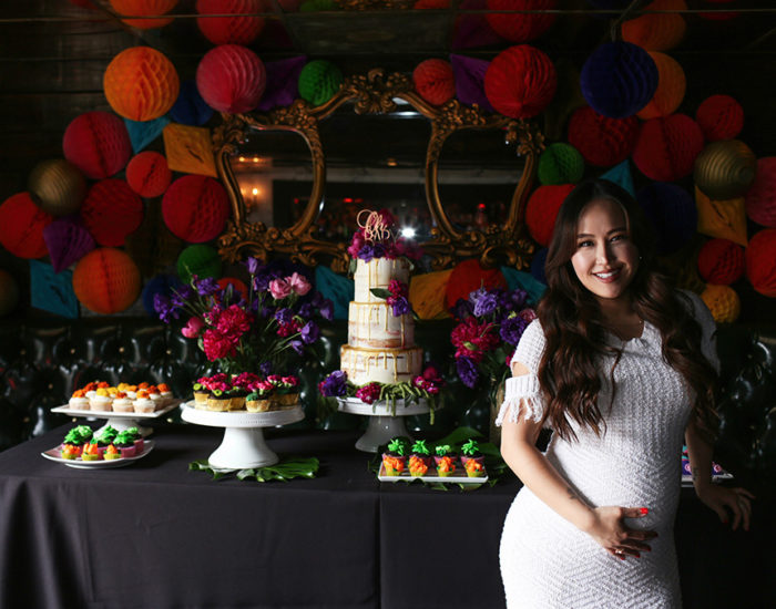 Jasmine & Adem's 'Chica Bloom' Baby Shower