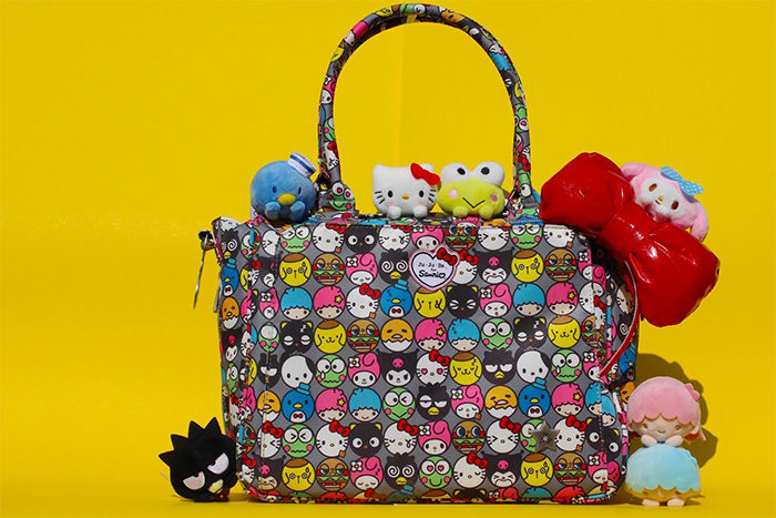Ju-Ju-Be X Hello Sanrio 'Hello Friends' Collection