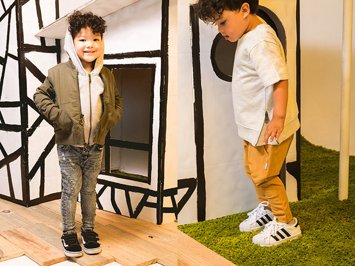 "Superism Kids Fall 2017 ""Let The Kids Create"" Lookbook"