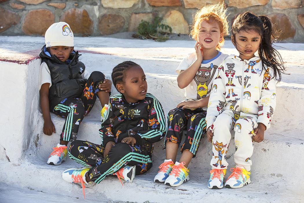Mini Rodini and adidas Originals Announce Second Collection For Fall/Winter '17