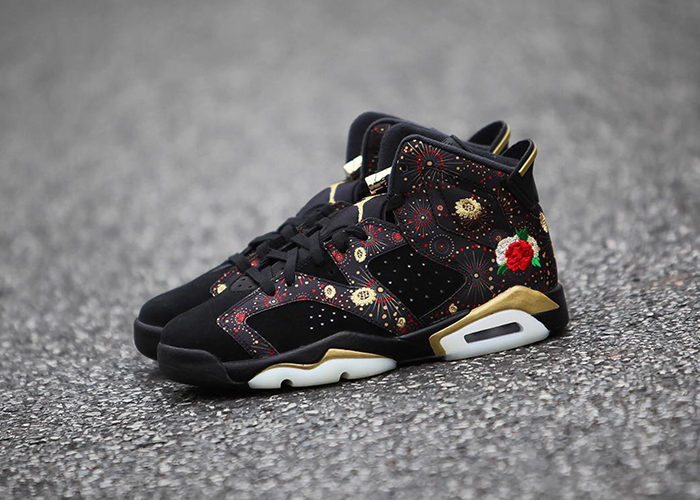 "Air Jordan 6 ""Chinese New Year"" Arrives This January"