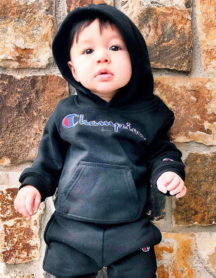 Champion Heritage Releases New Toddler Jogger Set