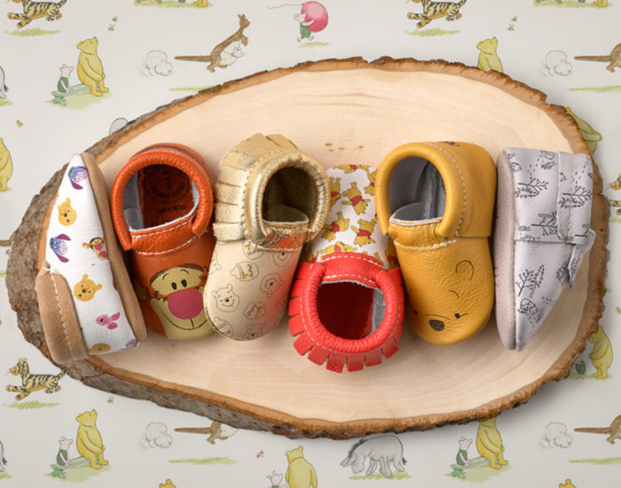 Freshly Picked x Winnie the Pooh City Moccasins