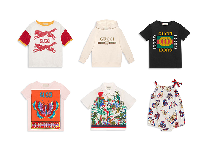 Gucci Kids Spring Collection 2018