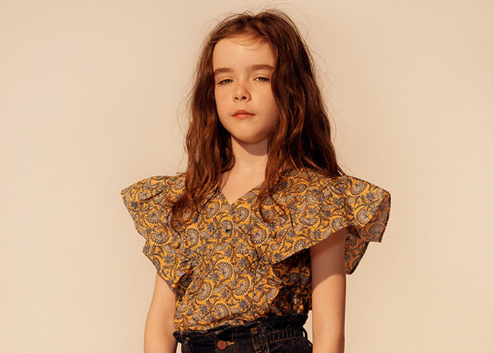 MANGO Kids Spring/Summer 2018 Lookbook