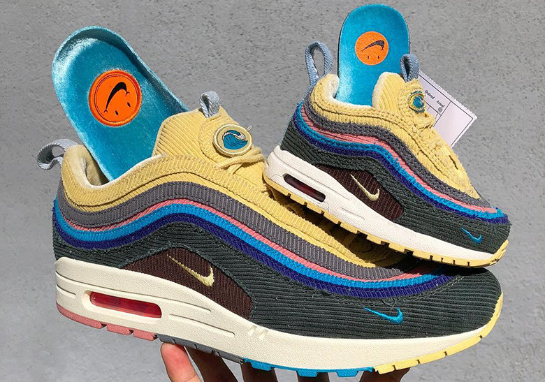 sale retailer 186ef 8a5ee Nike X Sean Wotherspoon Air Max 1/97 Will Be Releasing in ...