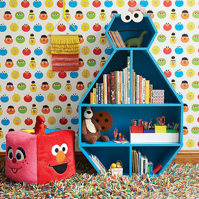 Sesame Street X The Land Of Nod Collection 2018 Mini