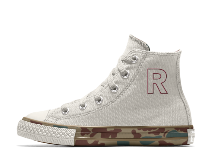 Customize Your Own Converse Chuck Taylor