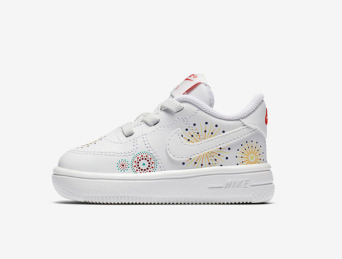 Celebrate the Lunar New Year With These Nike Air Force 1s