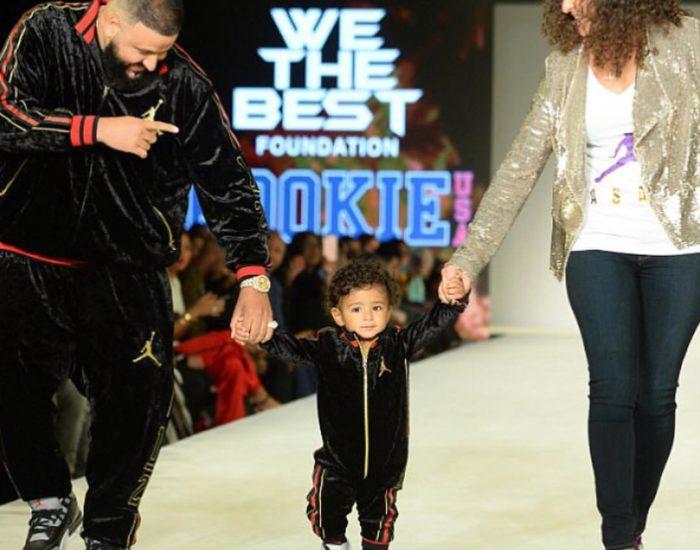 Asahd Khaled x Jordan Kids Collection