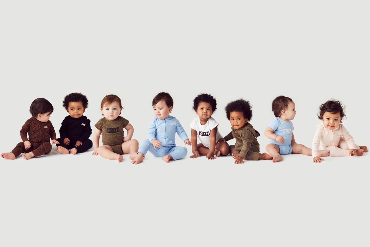 Kith Kidset to Launch Toddlers Collection