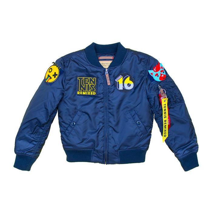 Get Matching Alpha Industries x Court 16 Flight Jacket with