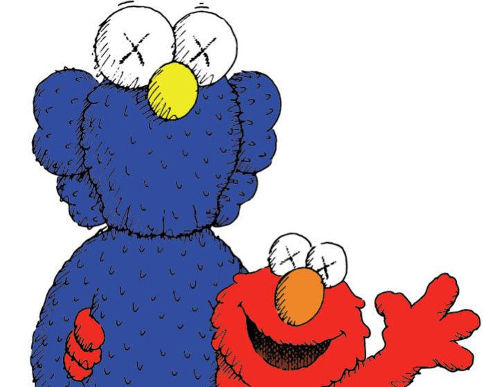 KAWS X Sesame Street X Uniqlo UT Coming Soon