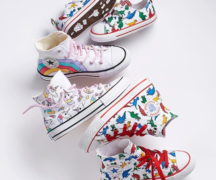 Converse Chuck Taylor All Star Dinoverse & Unicorns