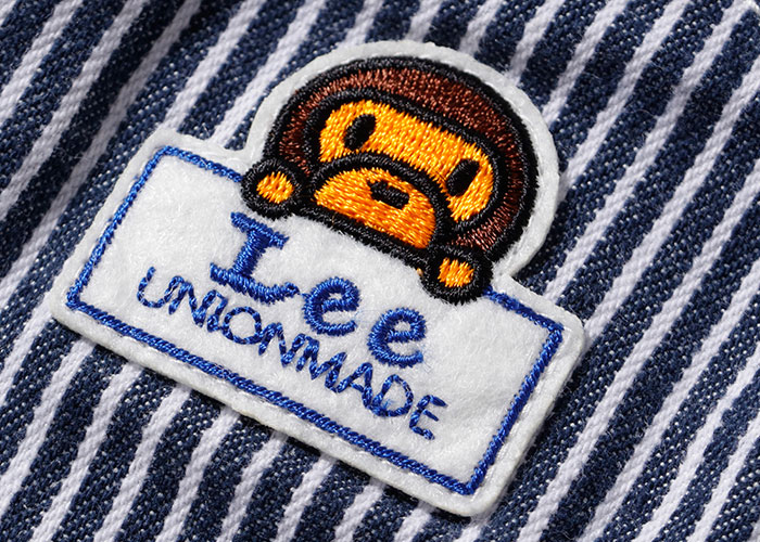 BAPE Kids Teams Up With Lee To Present A Series Of Workwear Essentials