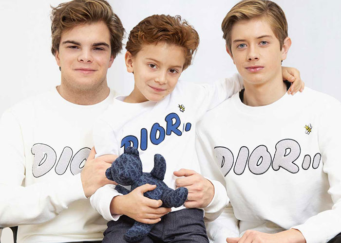 Dior Launches An Exclusive Boys Edition Capsule For Spring/Summer '19