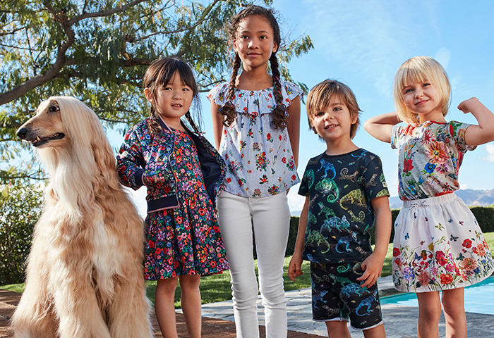 H&M x Nathalie Lété Childrenswear Collection