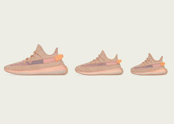 ce4e7e5ba2b6c The Yeezy Boost 350 V2 Clay Is Arriving In Sizes For Kids And ...