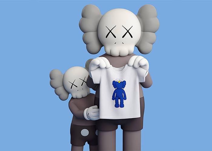 KAWS And Uniqlo Join Forces Once Again For An Expansive Summer Capsule