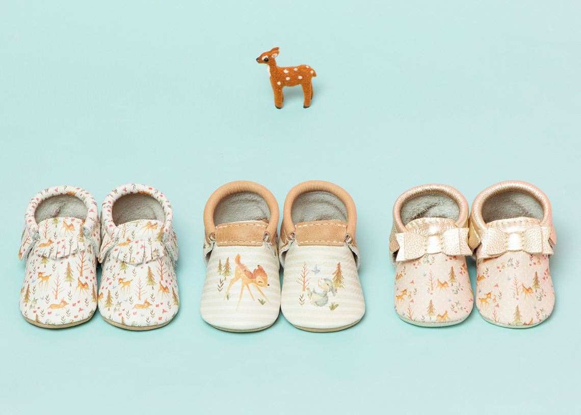 Freshly Picked Honors Classic Kids Films With A Bambi-Themed Capsule