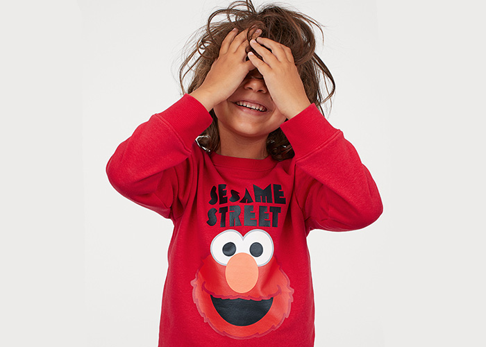H&M Teams Up With Sesame Street For An Expansive Apparel Capsule