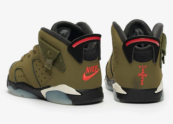The Travis Scott x Air Jordan 6 Will Be Receiving A Full Family Size Run