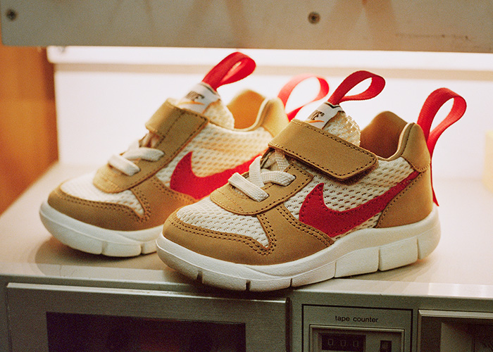 Tom Sachs And Nike Are Making Mars Yards For The Little Ones